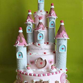 The sweet castle