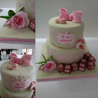 Pink birth
