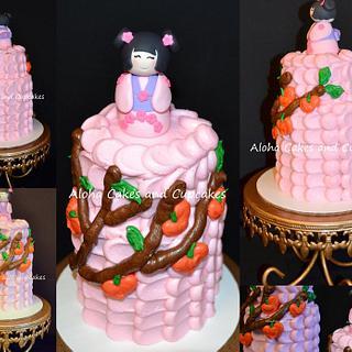 Girl's Day Cake