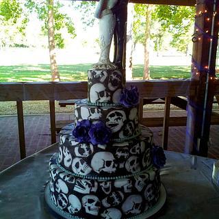 Skull Wedding