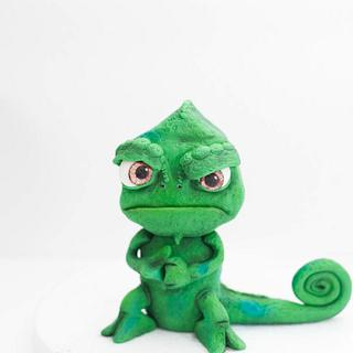 My little green monster - Pascal 2.0 - Cake by Princess Crème