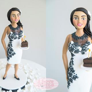 Angelie's Birthday Cake
