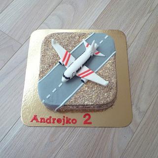 For a boy  - Cake by Janka