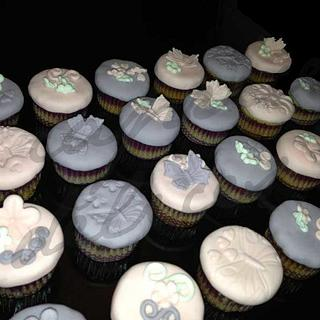 Mini Cupcakes - Cake by capricesetdelices