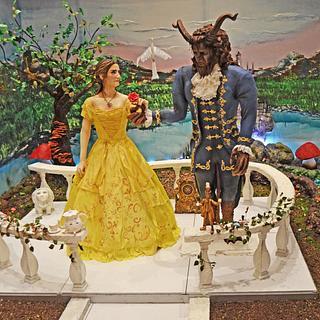 """""""Beauty & the Beast"""" Feature with Tuba Geçkil"""