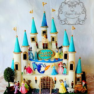 Prince Castle Cake - Cake by Saadhana Parthiban