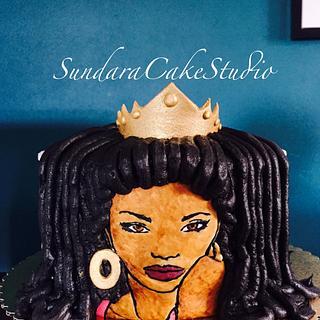 Dredlock queen