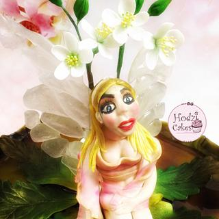CPC World Cancer Day Collaboration-Fairy woodland