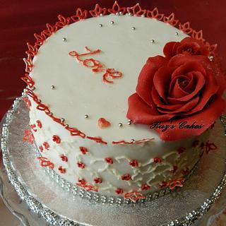 Senorta! - Cake by RazsCakes