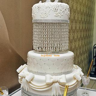 Crystal Cake - Cake by pahuljaa