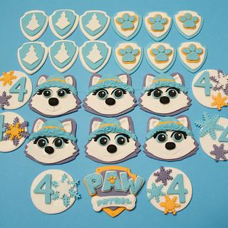 Everest/Paw Patrol Toppers!