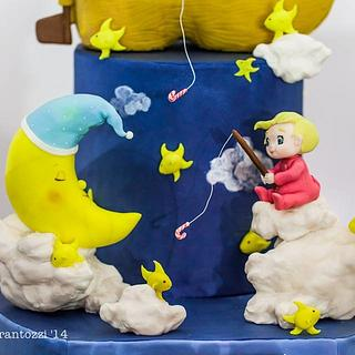 """Dutch Lullaby"" cake"