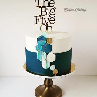 The Big Five Oh!