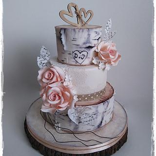 Wedding cake :)