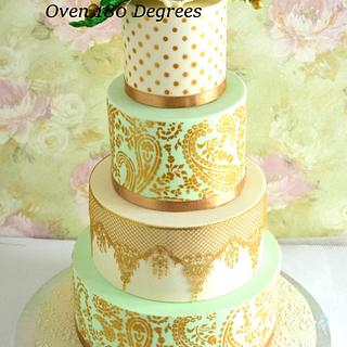 Serenity ! - Cake by Oven 180 Degrees