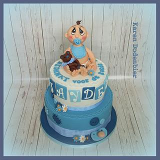 Thank you cake!