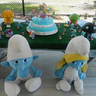 Smurf Events