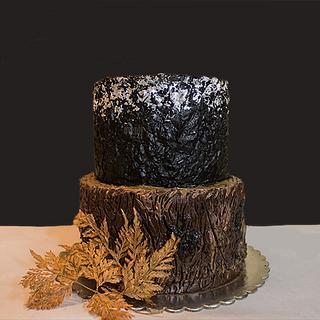 tree themed cake - Cake by Pritish
