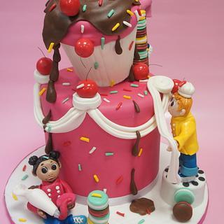 little cake designers