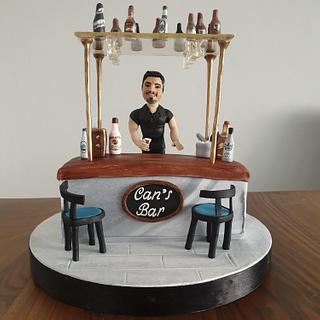 Barmen cake