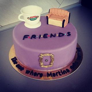 Friends cake - Cake by Tea Latin