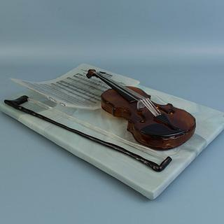 Violin - Take 2 (Showpiece)