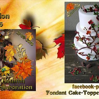 Sweet Autumn Collaboration- Autumn leaves