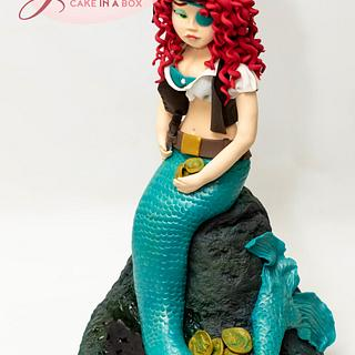 Sugar Pirates - Mermaid Pirate