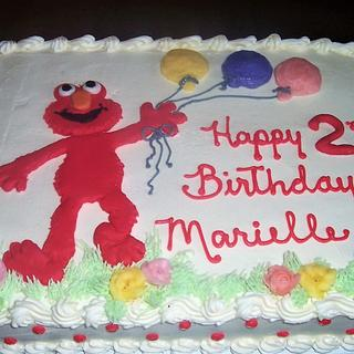 A Celebration with Elmo