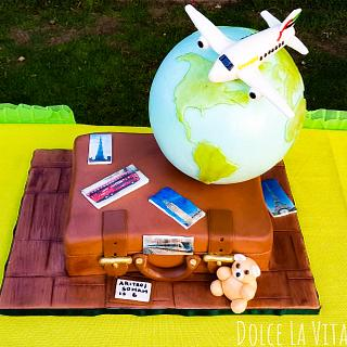 Little Traveller Cake