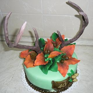 WOOD -  antlers