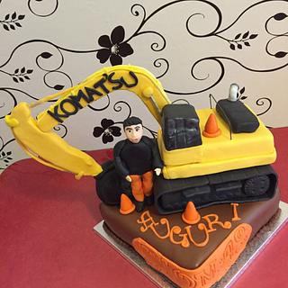 Komat'su cake