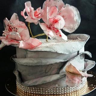 Diamentowy tort