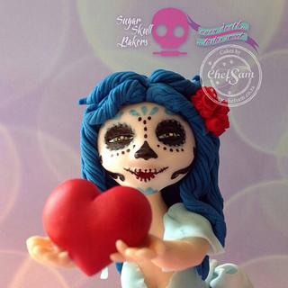 Sugar Skull Bakers Collab 2015