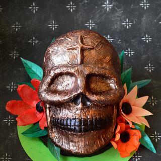 Sugar Skulls Bakers 2016 Collaboration