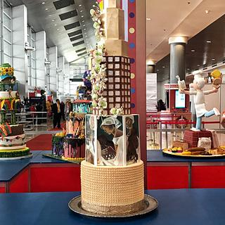 Philippine Inspired Wedding Cake - Cake by Jackie Florendo