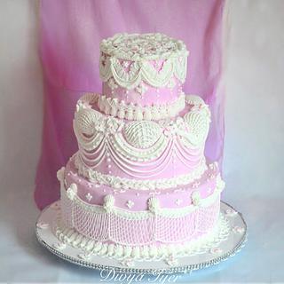 Lambeth cake
