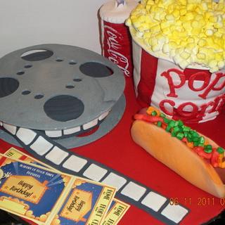 Movie Theme Birthday