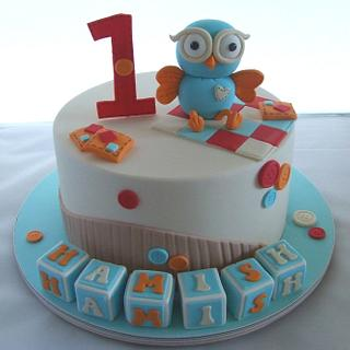 Another Hoot Cake! - Cake by Cake A Chance On Belinda