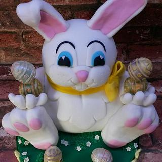 'The Happy Bunny' CPC Easter Collaboration