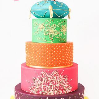 Wedding Cake (Tailandia - Thailand) ^^