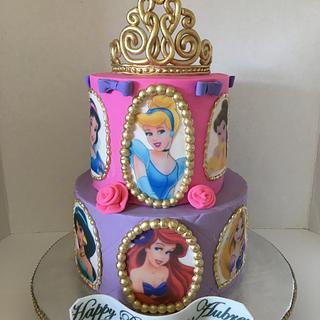 Princess cake !