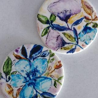 Handpainted cookies