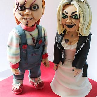 Chucky and the bride