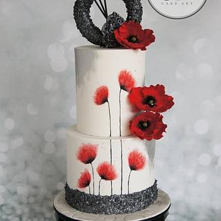 The poppy cake