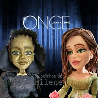 Nimue - OUAT Sugar Art collaboration
