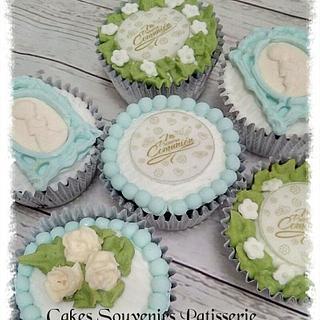 Cupcakes communion