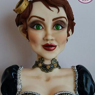 :) - Cake by Alejandra Aguirre (Mamá Ganso)