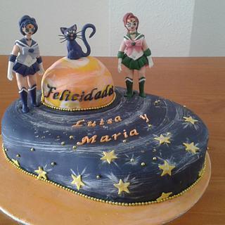 SAILOR MOON CAKE