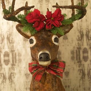A Christmas Deer